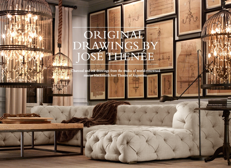 wall d cor restoration hardware