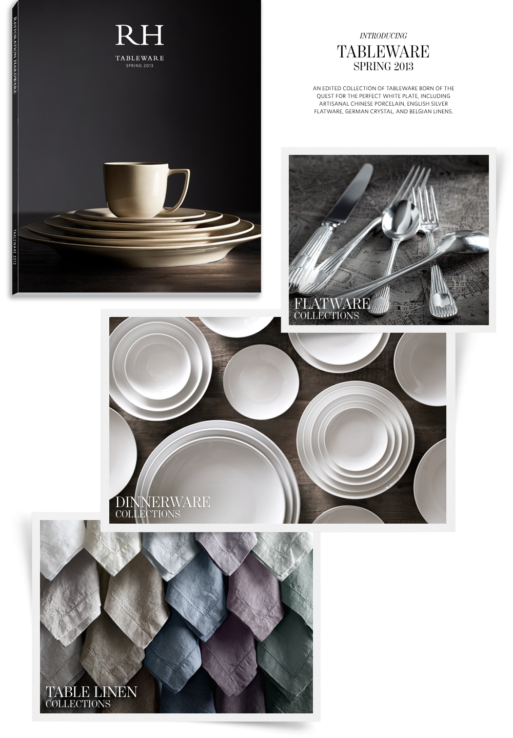 Introducing RH Tableware