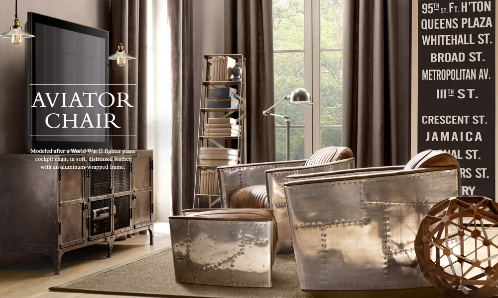 Aviator Restoration Hardware