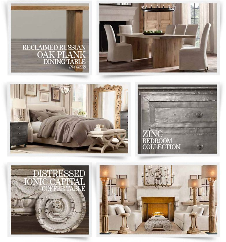Restoration Hardware Sale: Restoration Hardware Coupons: Save 20% On Everything At