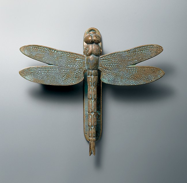 Dragonfly Door Knocker