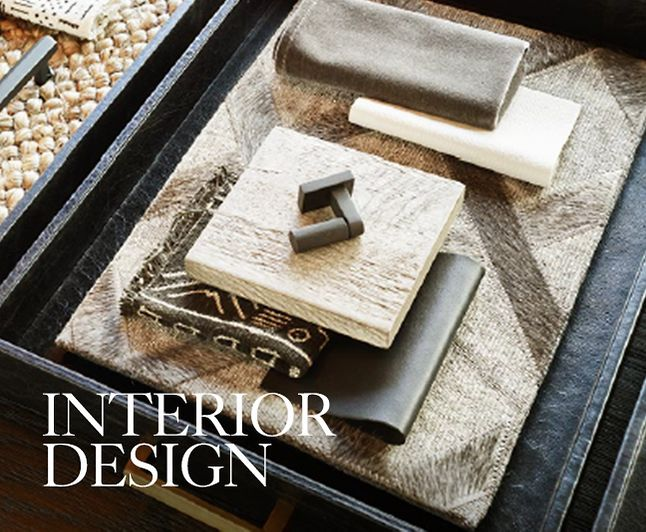 Interior Design - RH Interior Design offers an unprecedented level of design services. Our Interior Designers partner with clients to collaborate and ideate, drawing on RH's vast resources to reimagine one room or an entire home.