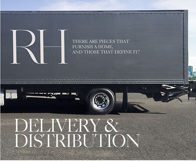 Delivery & Distribution - Our Distribution Centers and Home Delivery teams work in partnership to complete the final step in our white-glove client experience.