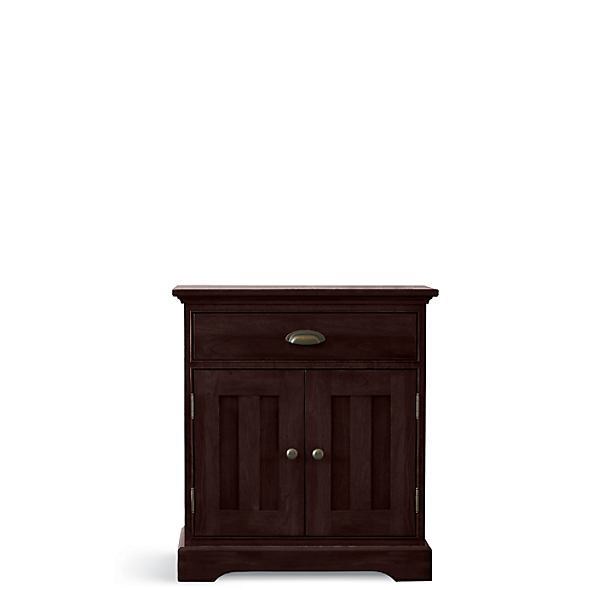 Marston (Set of 1 Closed and 1 Open) Dark Cherry