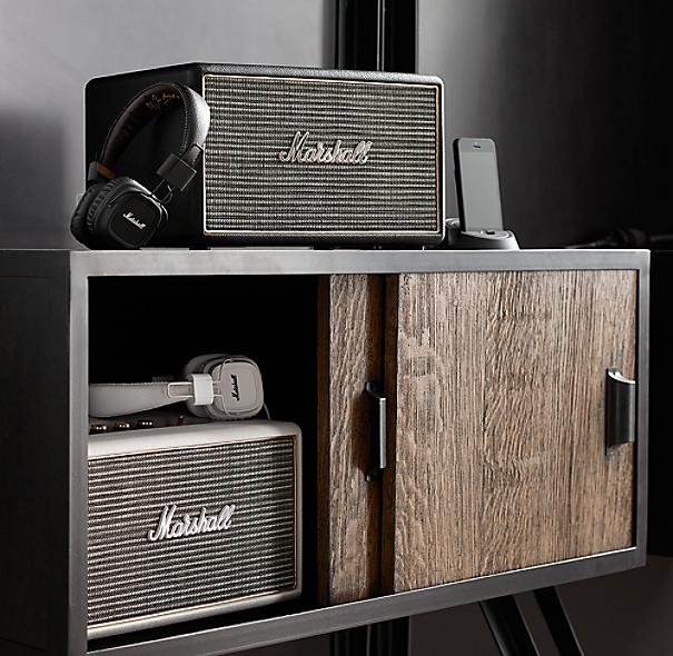 Marshall Stanmore Speaker Black