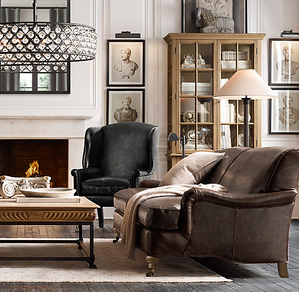 Asher Leather Chair