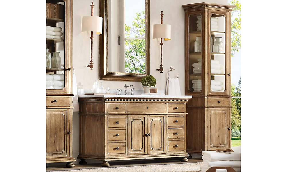 shop St. James Natural Panel Bath