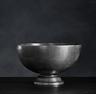 Grand Brasserie Cast Aluminum Footed Beverage Bowl