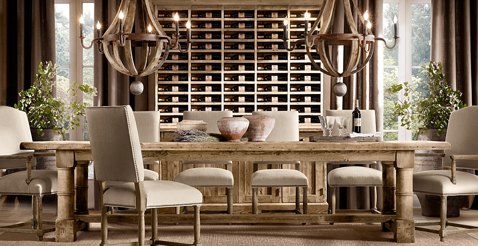 10 Rooms Yea Or Nay The Quot Resto Quot Look