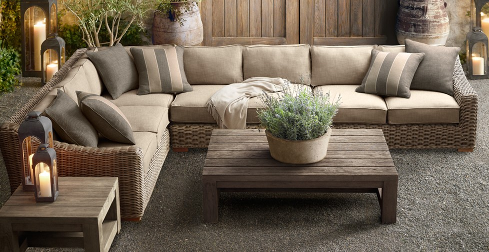 what i 39 m loving now restoration hardware patio furniture