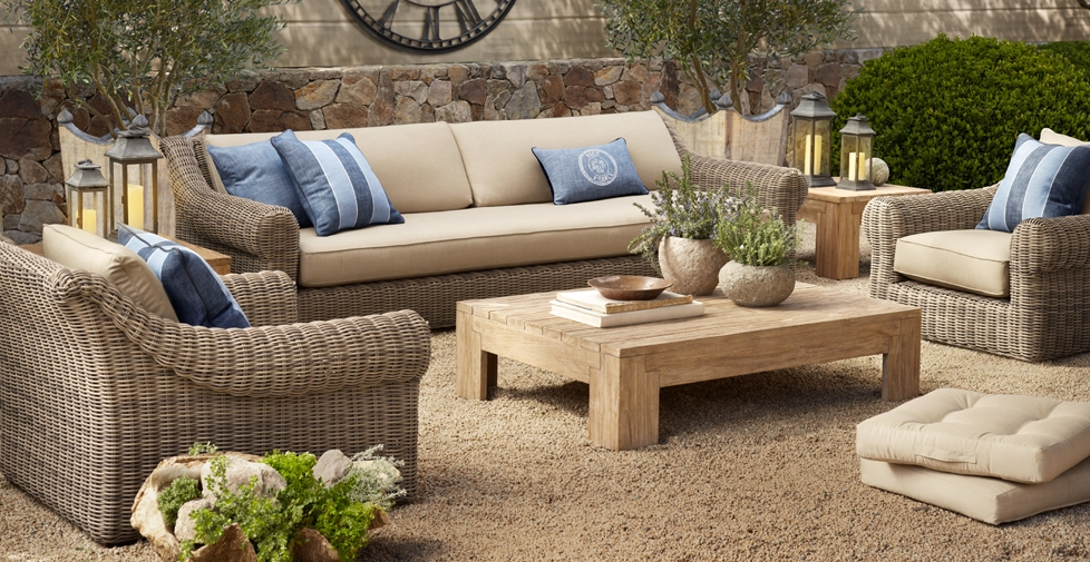 What I m Loving Now Restoration Hardware Patio Furniture