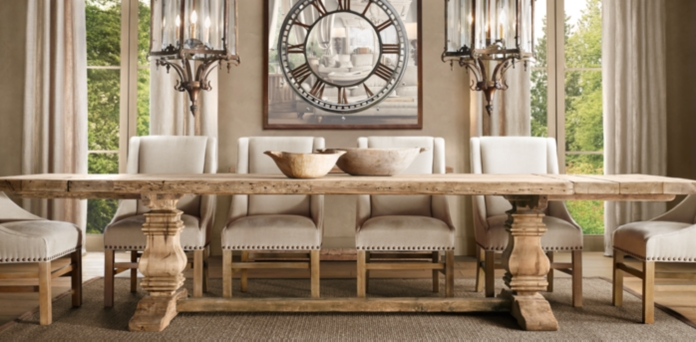 All Rectangular Tables | Restoration Hardware