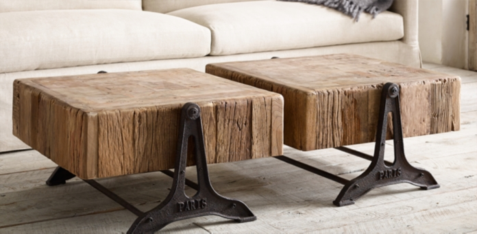 Table Basse Teck Massif Naturel ~ Coffee Table Collections
