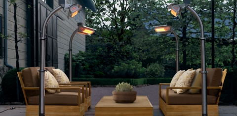 High Quality Designer Patio Heaters Techieblogie Info