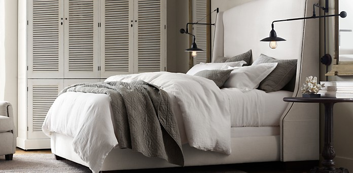 Discontinued Thomasville Bedroom Collections Sloping Mirror Bedhead Home Decoration Ideas
