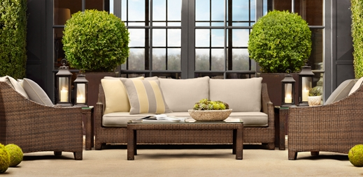 Restoration Hardware Replacement Cushions