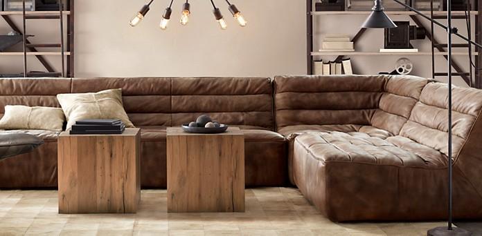 Chelsea Leather Sofa Home The Honoroak