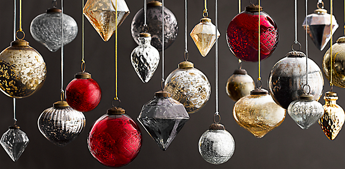 Ornaments Tree Toppers Restoration Hardware