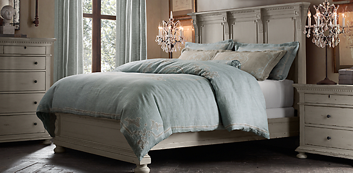 bedroom collections rh