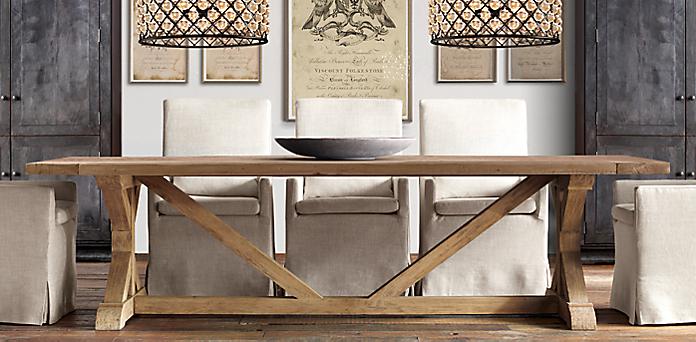 Dining Room Table DIY TexAgs