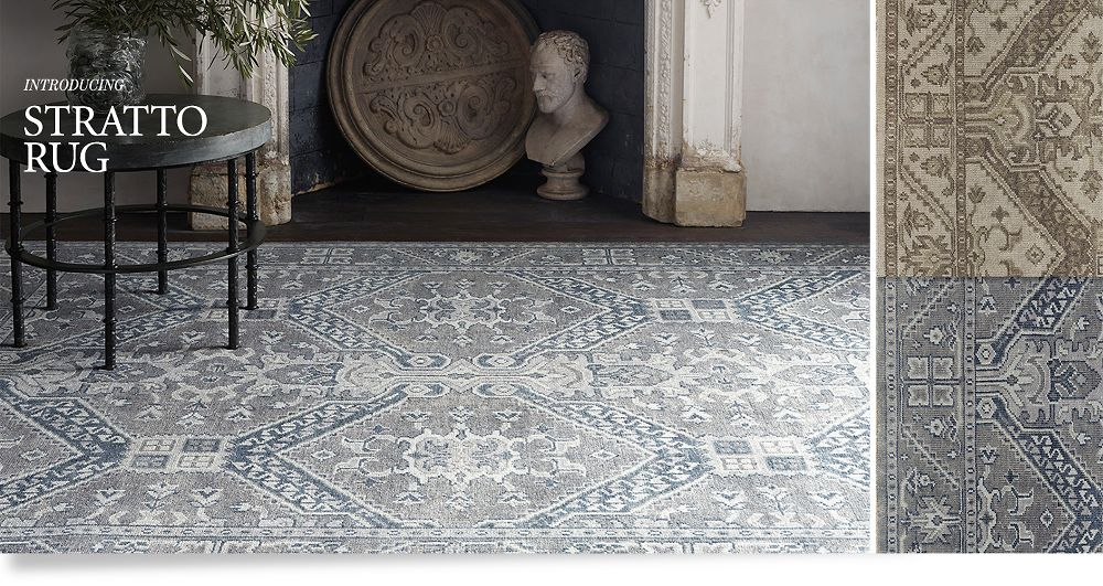 Traditional rugs restoration hardware for Restoration hardware rugs on sale