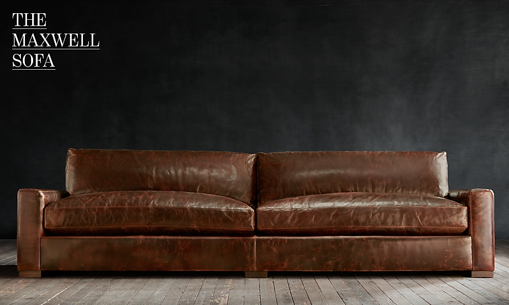 maxwell 9 39 sofa classic upholstered down brompton cocoa leather