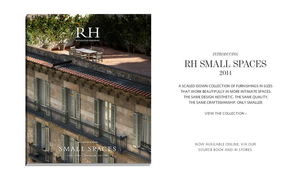 Baby child restoration hardware - Small spaces restoration hardware set ...