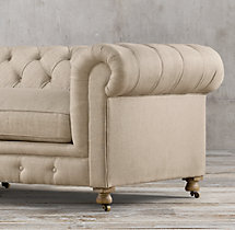 """163"""" Kensington Upholstered Sofa"""