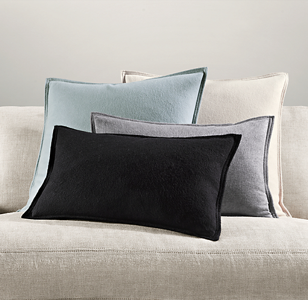 Cashmere Pillow Covers