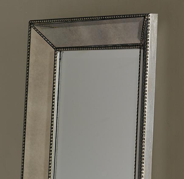 Venetian Beaded Mirror