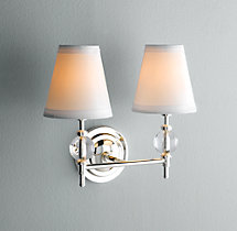 Wilshire Double Sconce