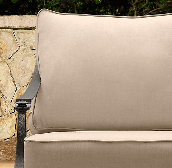 Antibes Sectional Left/Right Arm Cushion