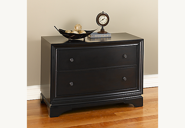 "30"" Portman Nightstand (Set of 1 Open and 1 Closed)"