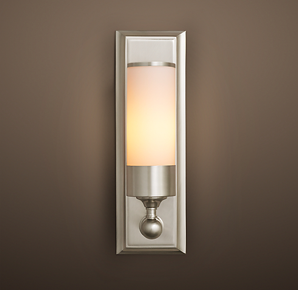 Keller Sconce | Bath Sconces | Restoration Hardware
