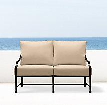 "51"" Carmel Luxe Sofa"