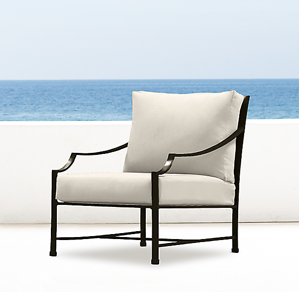 Carmel Luxe Lounge Chair