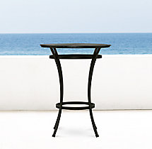 Carmel Bar Table Painted Metal