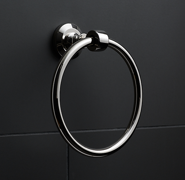 Lugarno Towel Ring
