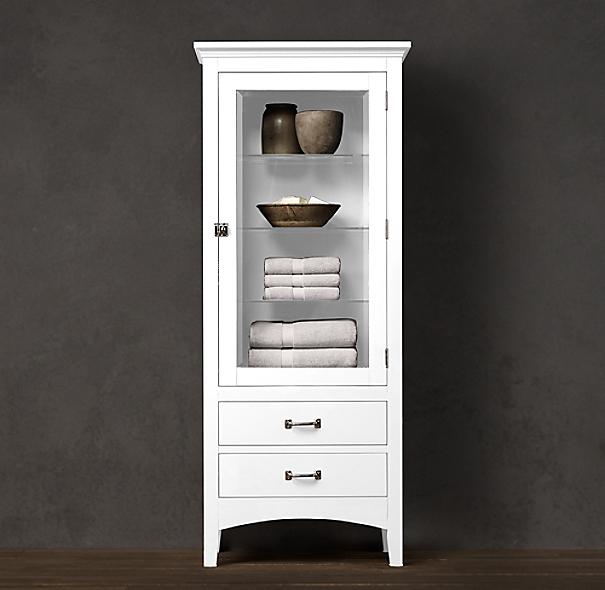 cartwright tall bath cabinet