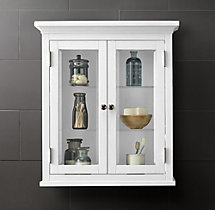 Cartwright Wall-Mount Cabinet