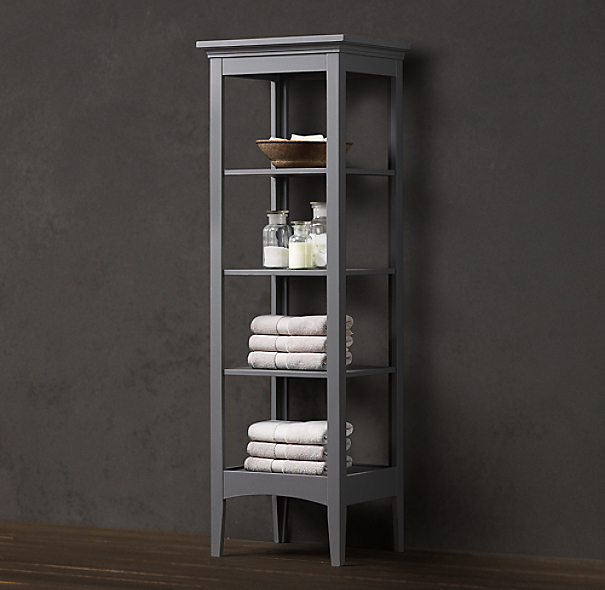 Cartwright Open-Shelf Medium Tower