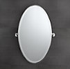 Chatham Oval Pivot Mirror