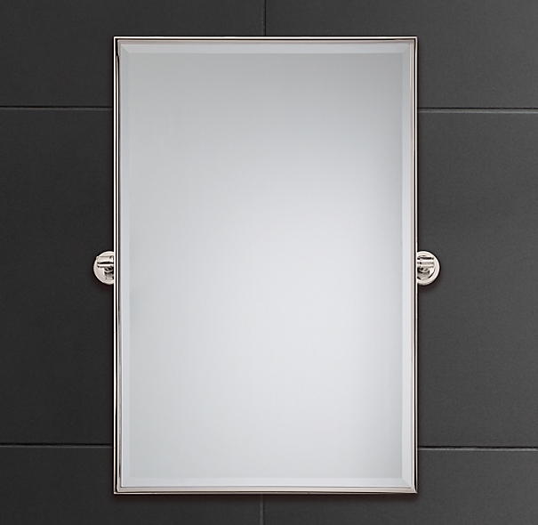 Asbury Rectangle Pivot Mirror