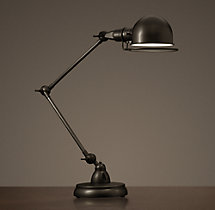 Atelier Task Table Lamp Bronze