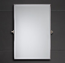 Bistro Rectangular Pivot Mirror