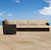 Del Mar L-Sectional Cushions