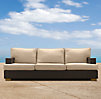 "90"" Del Mar Sofa Cushions"