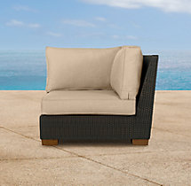 Del Mar Corner Chair Cushions