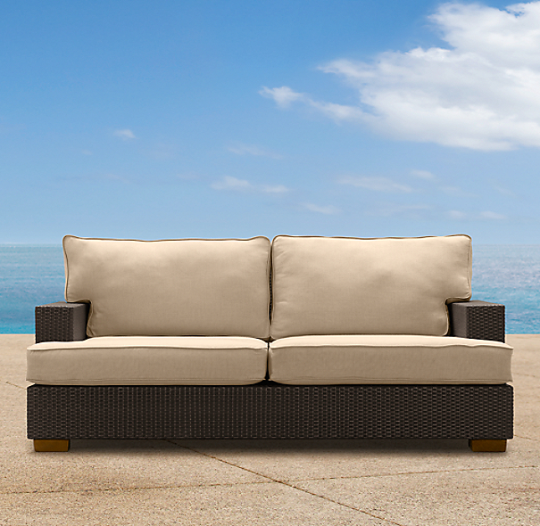 "72"" Del Mar Sofa Cushions"