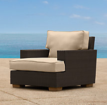 Del Mar Lounge Chair Cushions